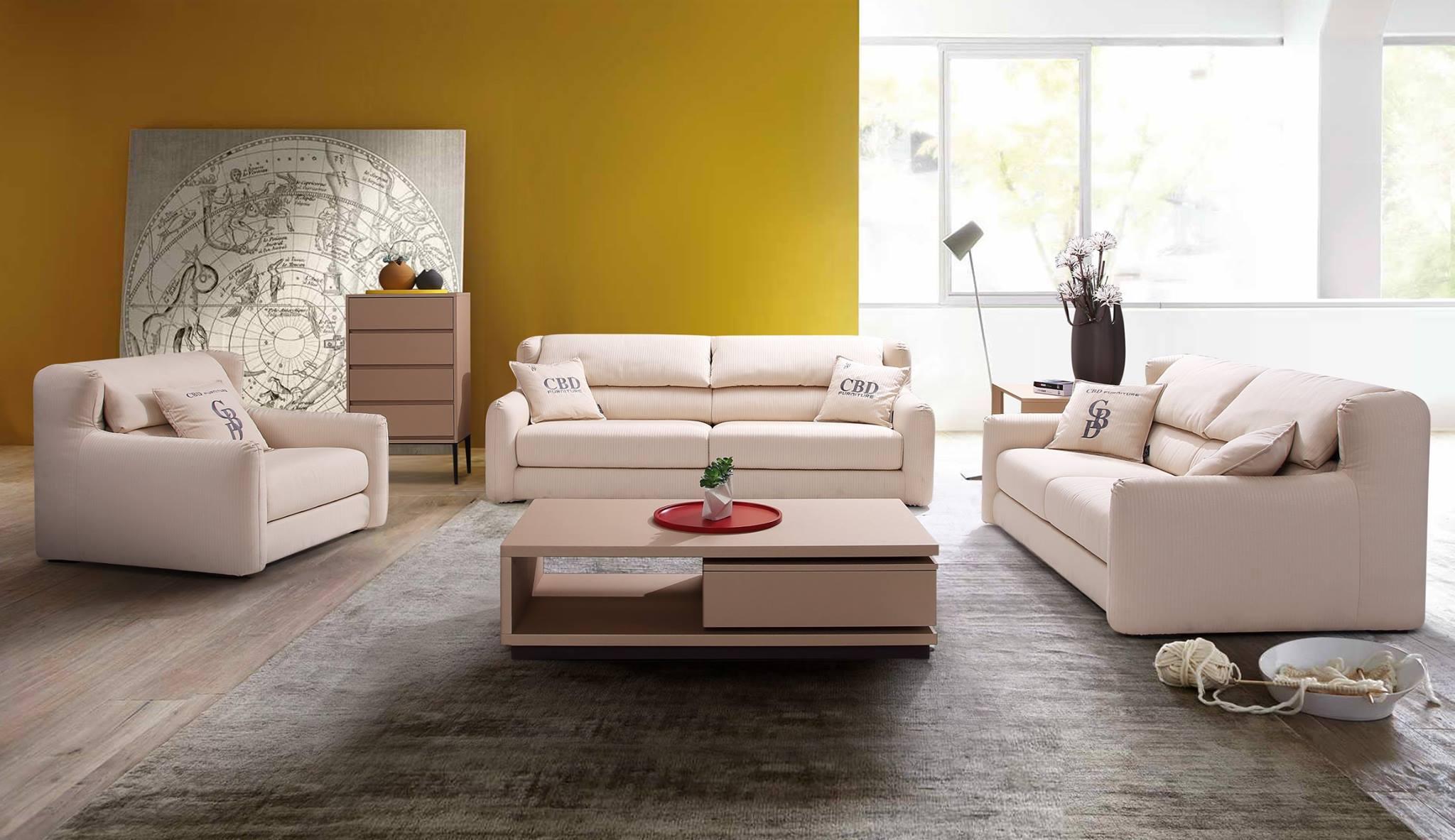 CBD沙發,訂製複刻家具