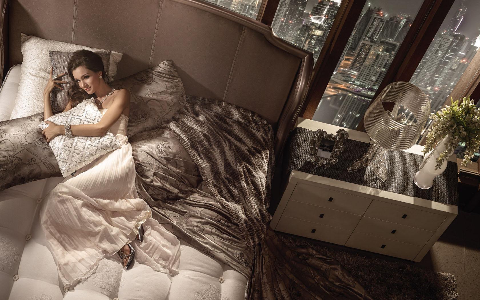 美國萊儷絲名床,時尚名媛選購的第一品牌
