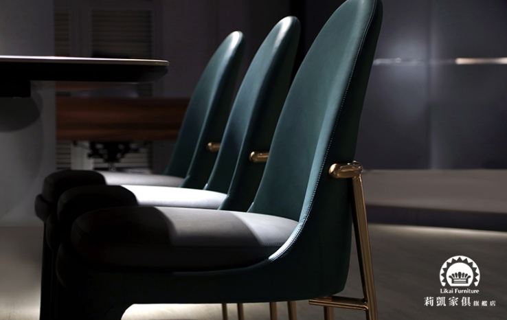 【新品介紹】輕奢風家具 - 時尚、奢華、經典詮釋