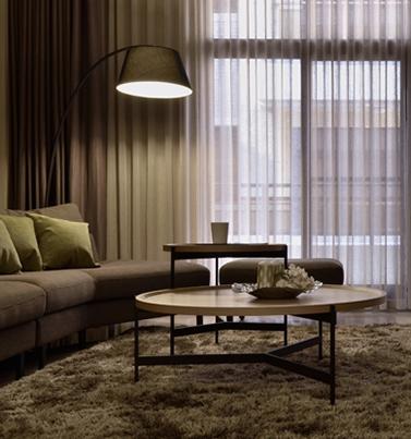 居家空間設計,創造多元的空間層次