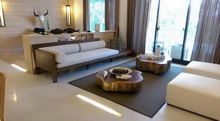 莉凱居家空間設計:休閒自然