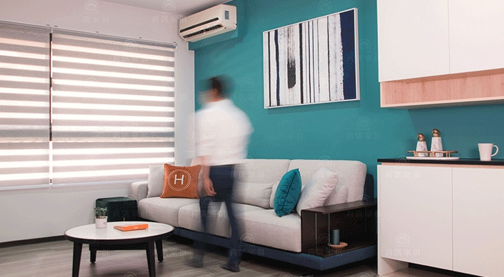 美與機能共存-打造質感客廳