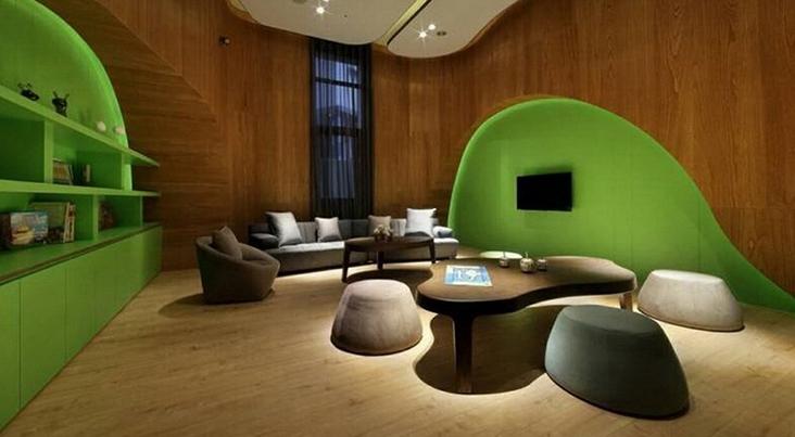 莉凱公共空間設計:空間即野趣